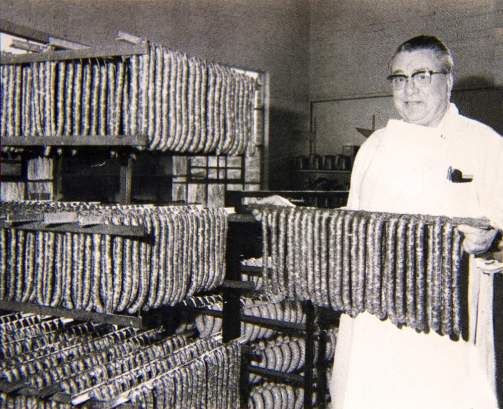 Founder Oscar Troisi